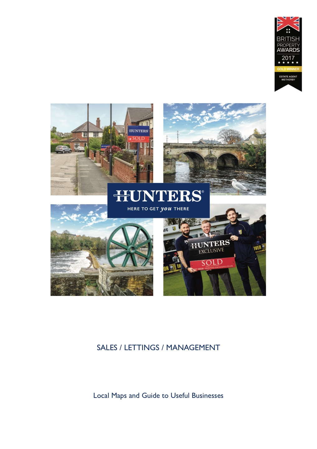 Hunters Estate Agents Wetherby