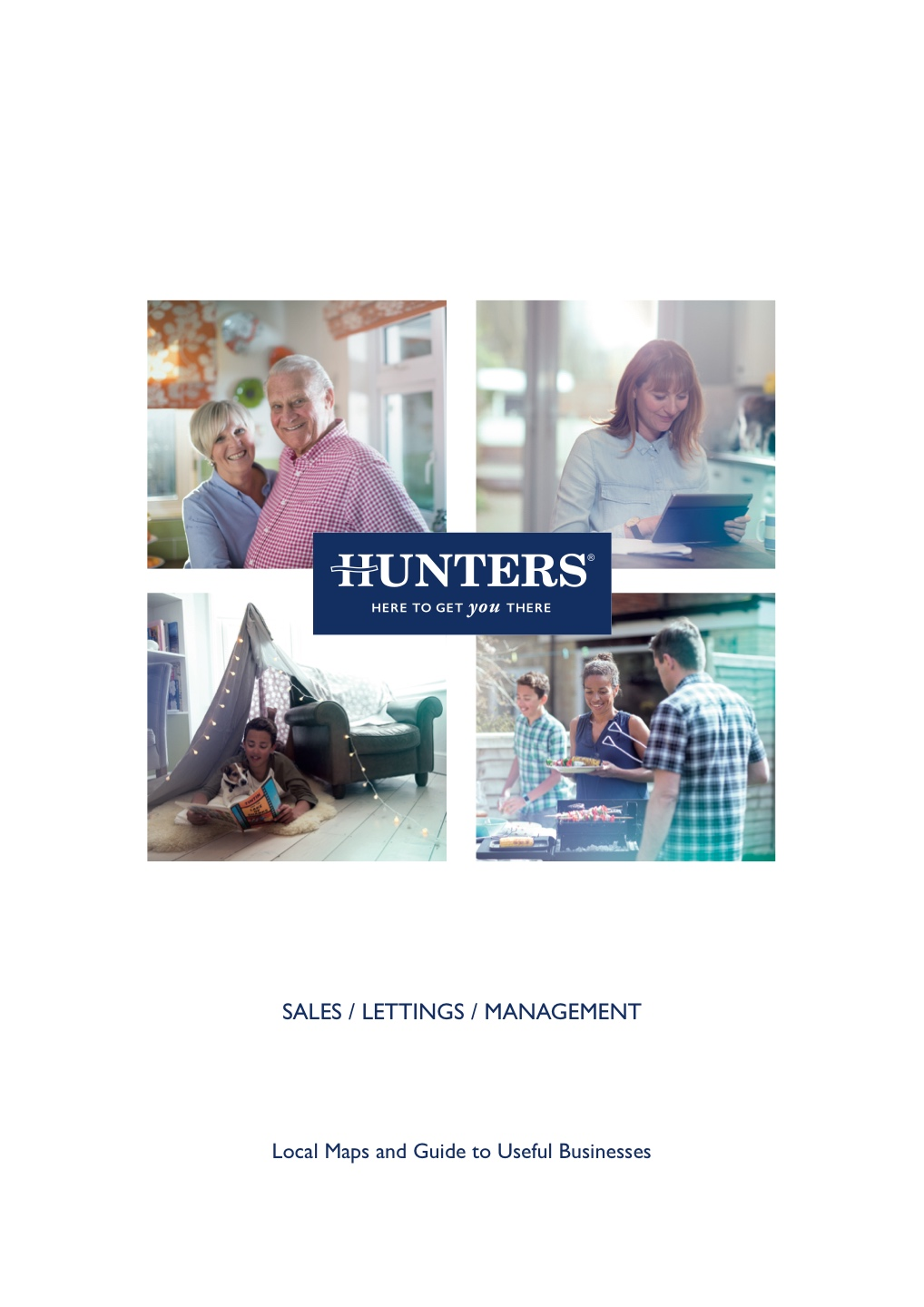 Hunters Estate Agents York